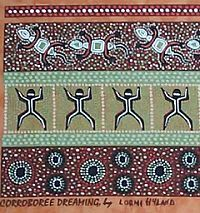 Dreamtime Paintings Meanings